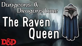 Forgotten Realms Lore - The Raven Queen
