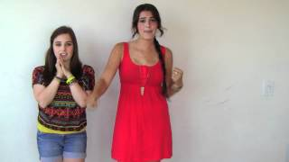 lisa and amy on teens react teen choice awards nomination