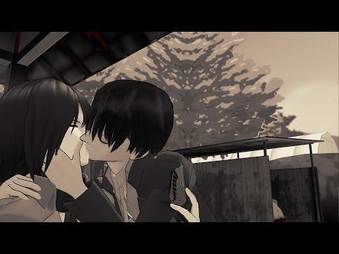 "MMD SNK ""Epic Kiss, Epic Slap"" Levi And Mikasa Attack On Titan Funny Meme Animation"
