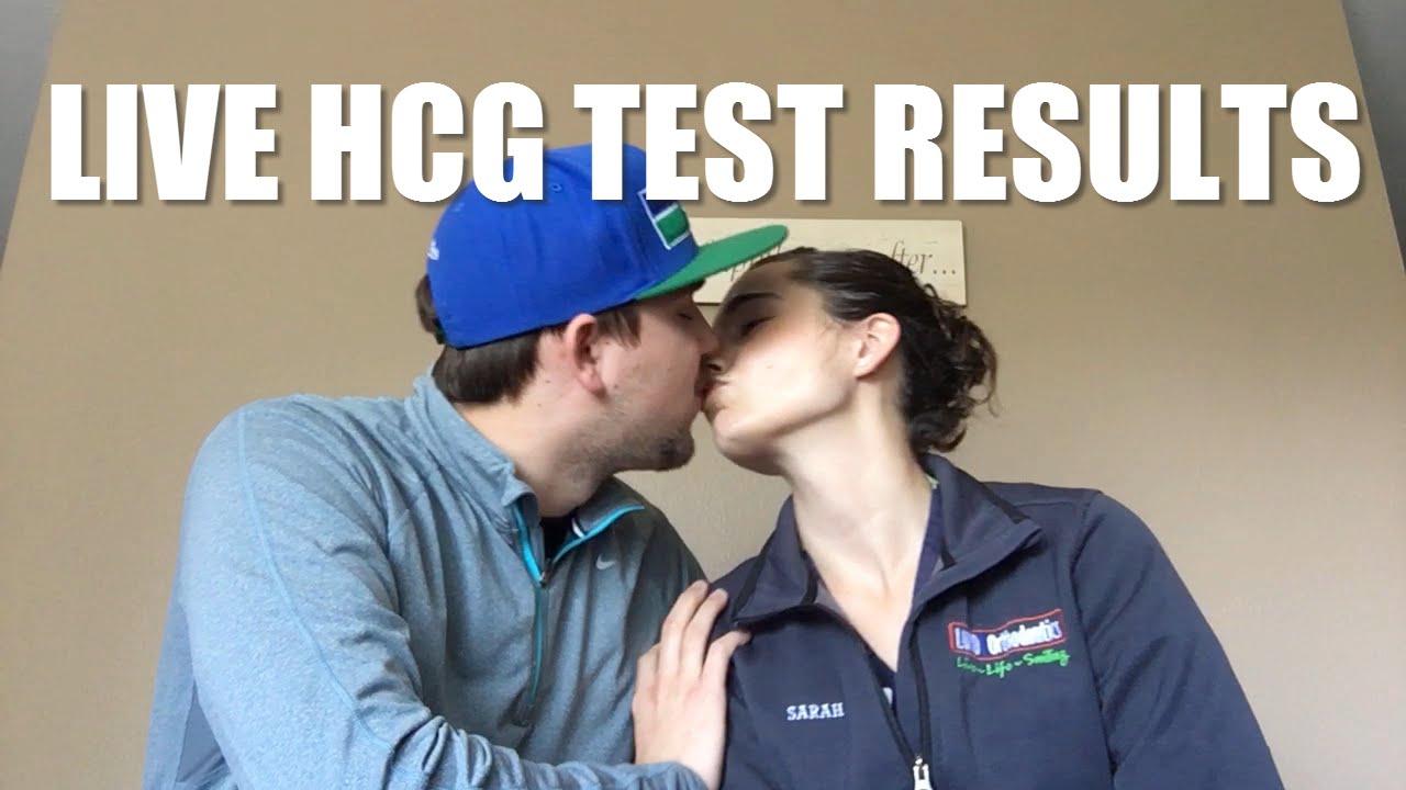 Live Blood Pregnancy Test Results (Beta HCG Test) - Wheeler IVF Journey