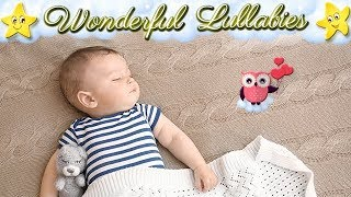 Super Relaxing Baby Musicbox Lullaby ♥ Bedtime Sleep Music For Newborns ♫ Good Night Sweet Dreams
