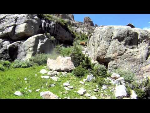Colorado Rockies Backpacking Hiking Trip