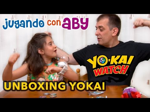 Unboxing sorpresa de... Yokai Watch!