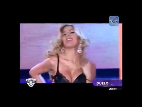 Argentinian Latin Ballroom Strip Dance