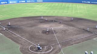 済美高校1回表の攻撃、2アウトランナー満塁、デッドボールの押し出しで追加点 vs松山聖陵高校(準決勝第2試合) thumbnail