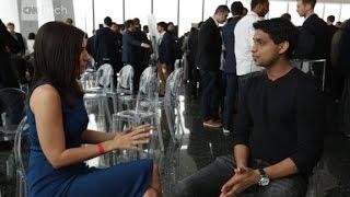 Kairos founder: Young entrepreneurs' 'responsib...