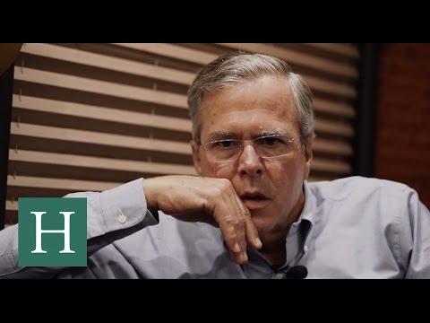 Jeb Bush Talks Daughter's Struggle With Addiction