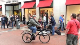 Graffton Street Best Street Performance, Wind of Change...