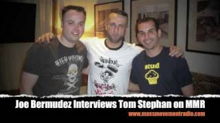 Joe Bermudez Interviews Tom Stephan on Mass Movement Radio