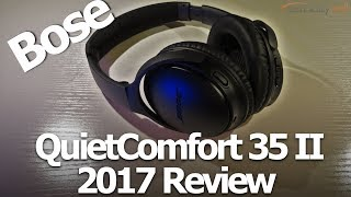 Bose QuietComfort 35 II (2017 version) Review