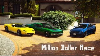 GTA V: Million Dollar Race