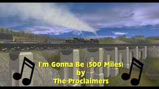 Gambar cover I'm Gonna Be (500 Miles)