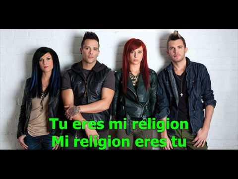 Skillet My Religion Sub Español