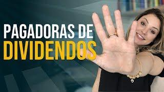 TOP 5 AÇÕES PAGADORAS DE DIVIDENDOS