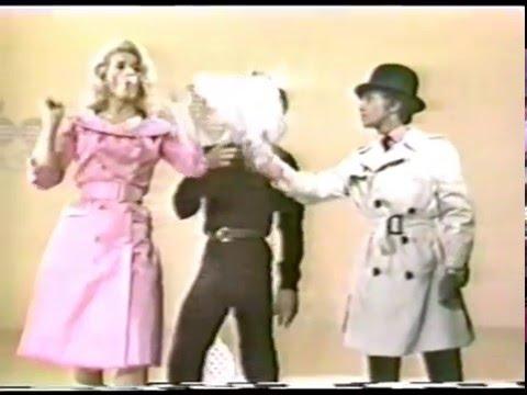 Gretchen Wyler--James Bond Musical Salute, 1965 TV