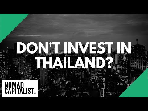 Why Thailand's Real Estate Market is Dead