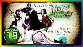 Video Utsushiyo no Kaze feat  Kana D19 download MP3, 3GP, MP4, WEBM, AVI, FLV November 2017