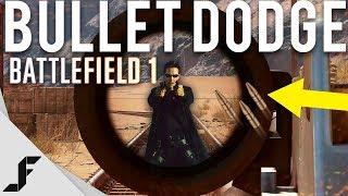 Can you dodge bullets in Battlefield 1?
