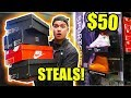 BUY ANY SNEAKER FOR ONLY $50 AT NIKE OUTLET!! (THE SECRET)
