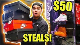 nike outlet steals
