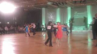 ChaCha Finals PreTeen 2 Division Emerald Ball April 28, 2011
