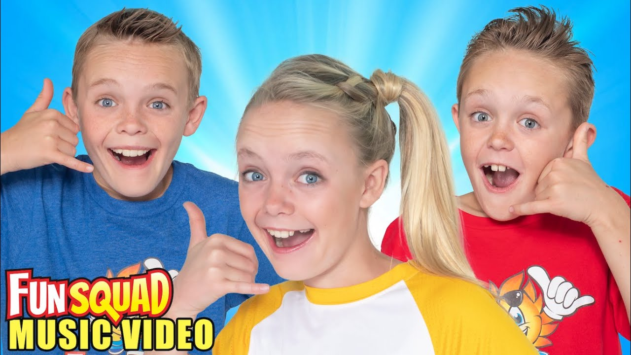 Download Kids Fun TV – Who You Gonna Call? The Fun Squad! (Music Video)