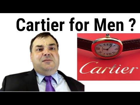 Can A Man Wear A Cartier Wrist Watch ?