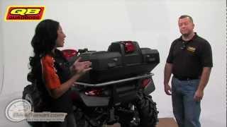 Quadboss Traveler ATV Trunk on BikeBandit.com