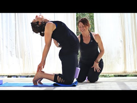 30 minute Prenatal Yoga | Fightmaster Yoga Videos