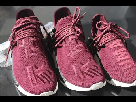 535f19e2d3c2d Early Look  Adidas NMD Human Race + Friends and Family on Feet ...