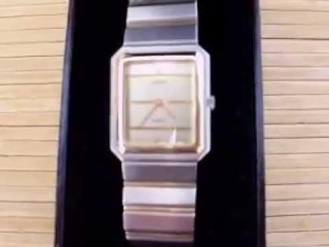 1a41438e7d6e Video reloj Concord Marine SG.AVI - YouTube