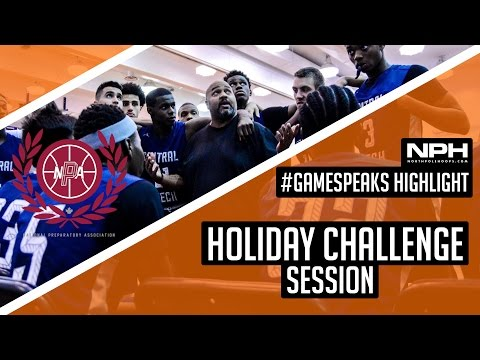 Steven Rwahwire, Jaden Campbell, Manel Ayol SHINE @ NPA Holiday Challenge!