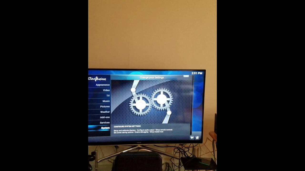 How to setup Nvidia Shield for 5 1/71 1 surround sound with KODI/SPMC
