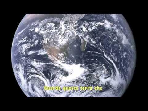 Canto della terra - Andrea Bocelli (video con testo)