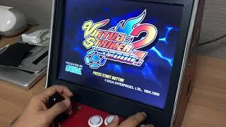 Raspberry pi - Virtual Striker 2 (DC)
