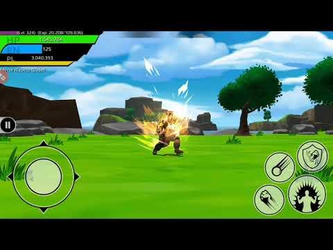 Evil Sage Form Mirror - The Final Power Level Warrior