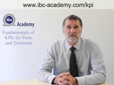 KPIs for Ports and Terminals online training course