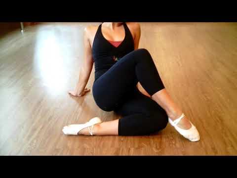 Coreografia de dança contemporânea Fácil - passos de contempâneo