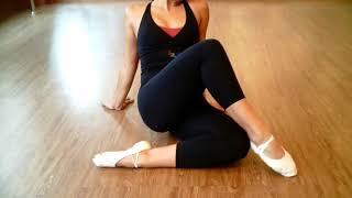 Coreografia de dança contemporânea (Fácil) - passos de contempâneo