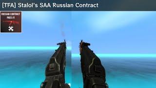 Garry's Mod [TFA] Stalol's SAA Russian Contract Weapons Showcase