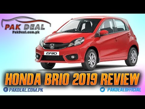 Honda Brio 2019 Price, Spec, Review - Latest Update