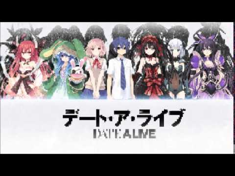 Date A Live Opening 1 「デート・ア・ライブ」- sweet ARMS  (8bit)