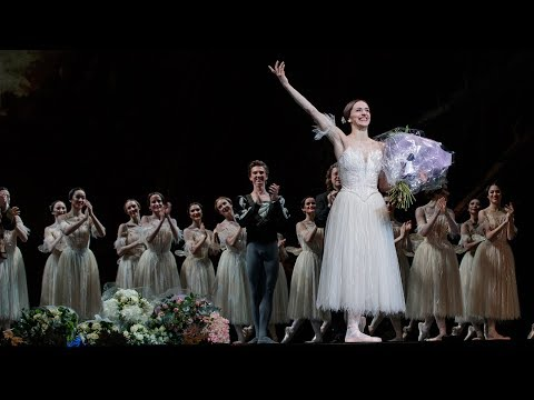 Marianela Nuñez - 20 years with The Royal Ballet (Flower Throw)