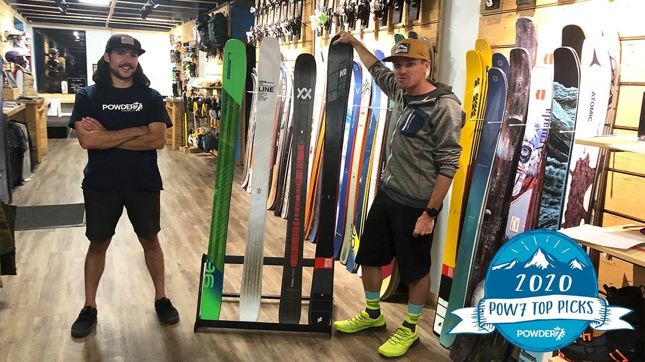 Best Skis 2020.Best All Mountain Skis Of 2020 Powder7 S Top Picks