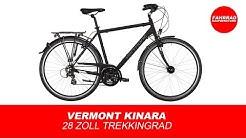 Vermont Kinara Trekking- & Crossbike für Damen und Herren | Fahrrad Kaufberatung & Tests