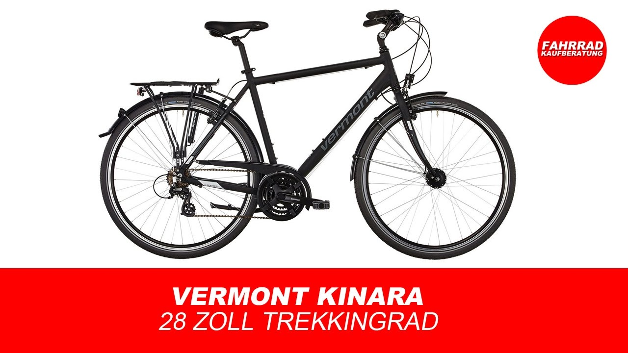vermont kinara trekking crossbike f r damen und herren. Black Bedroom Furniture Sets. Home Design Ideas