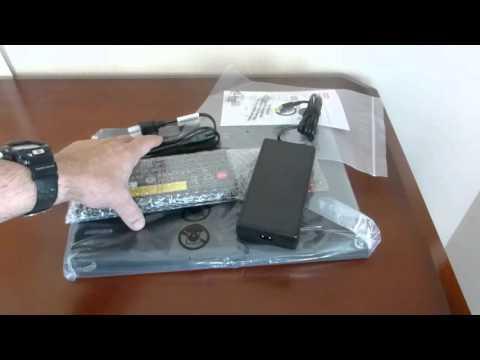 1st Unboxing of Lenovo ThinkPad P50