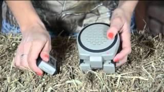 icotec gc100 mini electronic game caller predator i series calls