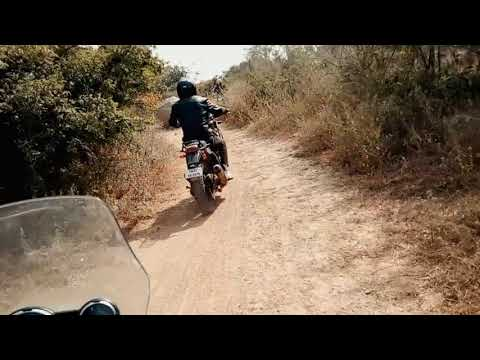 Can Royal Enfield Himalayan off road???  Watch this
