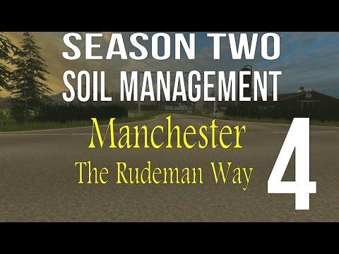 Farming Simulator 2015 Manchester Season 2 Soil Management Ep 4